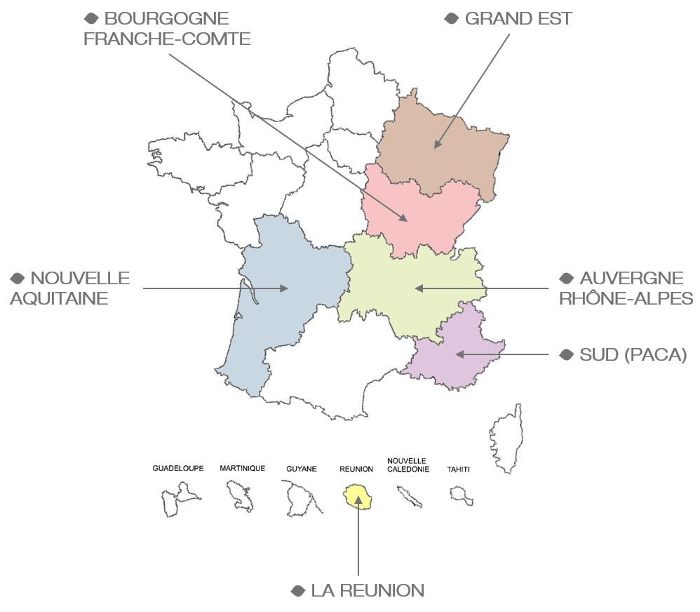 Adhérents CPPARM 2021